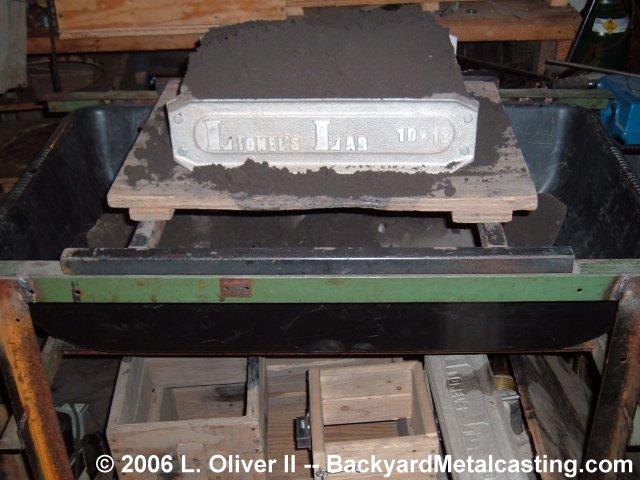 building a molding table a k a molder 39 s bench