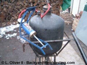 Horno que funciona con aceite usado for Cuanto sale hacer una pileta de natacion