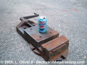 The very large vise