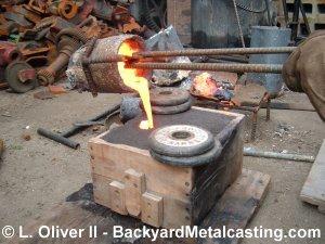 Homemade Waste Oil Burners
